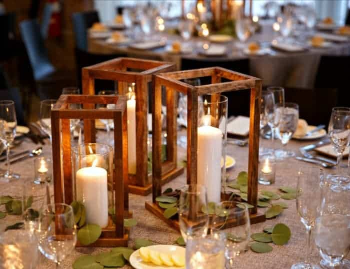 Wood Lanterns For Indoor Or Outdoor Easy Diy Projects And Shop The