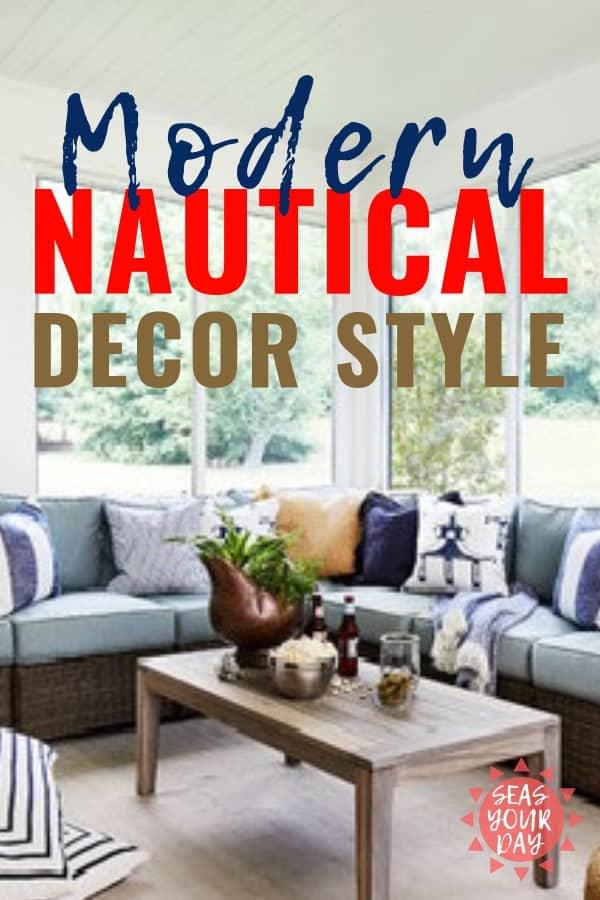 Maritime Decor: Nautical Decor & Design Ideas For Modern Coastal Living