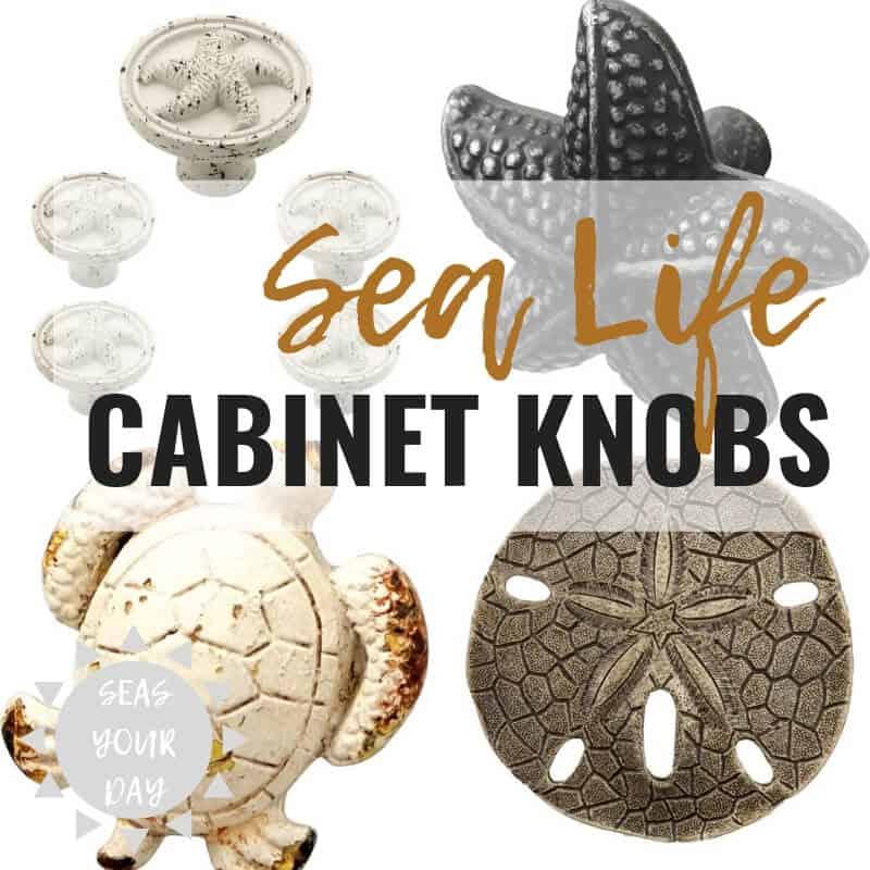 Ordinaire Sea Life Cabinet Knobs