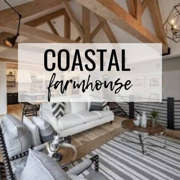 616df36bd05 Simple Ways To Do Coastal Farmhouse Decor - Seas Your Day
