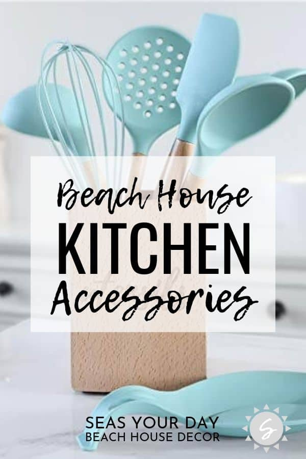 51+ Coastal Kitchen Accessories to Cook Up Beach Style in ... on