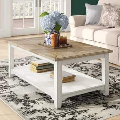 Beach Cottage Style Coffee Tables Shop The Styles Seas Your Day
